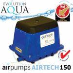 AirPump Airtech 150, 106 Watt, 150 l/min.