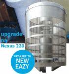 EAZY UPGRADE KIT FOR NEXUS 220, UPGRADE NEXUS 200/210 NA MODEL 220, ODNÍMATELNÝ MODEL, VČETNĚ MÉDIA