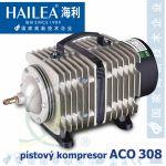 Hailea ACO 308, pístový kompresor, 45 litrů/min., 20 Watt