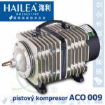 Pístový kompresor Hailea ACO 009, 110 litrů/min., 112 Watt