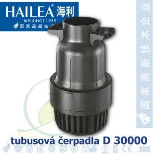Tubusové, trubkové čerpadlo Hailea D 30000