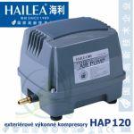 Výkonný kompresor HAP-120, 120 litrů/min., 125 Watt