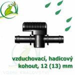 Vzduchovací (hadičkový) kohout pro 12-13 mm