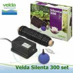 Vzduchovací set Velda Silenta 300/350, 5 litrů/min.