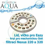 Nexus Eazy Clear Plastic Lid - Eazy plastové krycí a ochranné víčko
