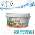 Stop Blanketweed, bio-preparát pro odstranění dlouhých řas, 2500 g pro 25-75 m3