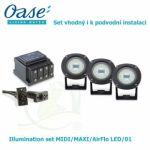 Illumination set MIDI/MAXI/AirFlo LED/01