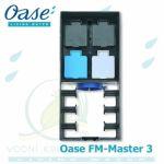 Oase FM Master 3, 4-zásuvka na dálkové ovládání
